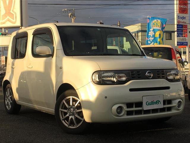 キューブ(日産) 15X Vセレクション 中古車画像