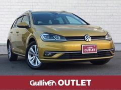 VW ゴルフヴァリアントTSI コンフォートライン ナビ/フルセグTV/バックカメラ
