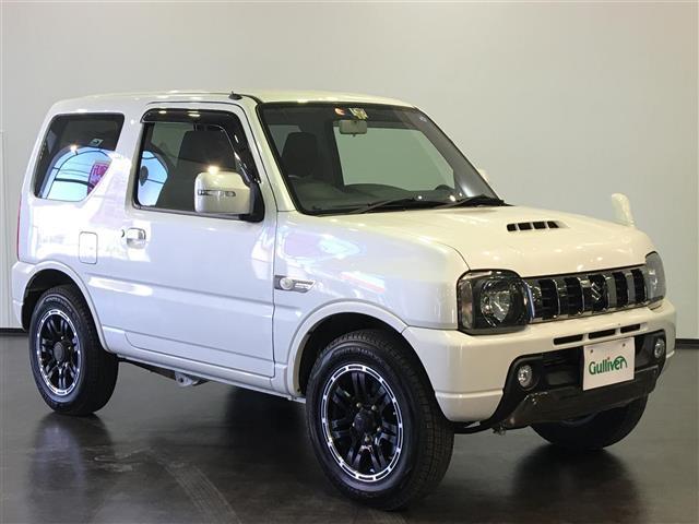 スズキ ランドベンチャー 4WD ワンオーナー ナビ・TV