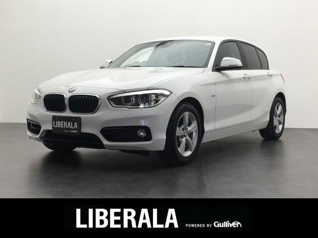 BMW 118iスポーツ ACC 衝突軽減 LKA Bカメラ ETC