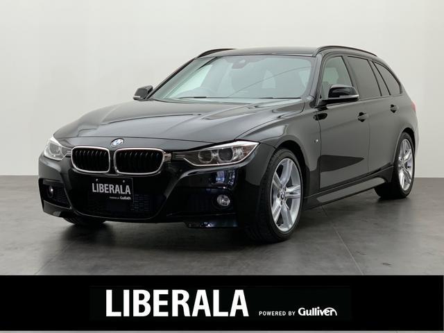 BMW 320d ツーリング Mスポーツ◆電動リアゲート◆ACC