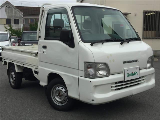 「スバル」「サンバートラック」「トラック」「和歌山県」の中古車