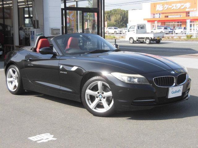 「BMW」「Z4」「オープンカー」「静岡県」の中古車