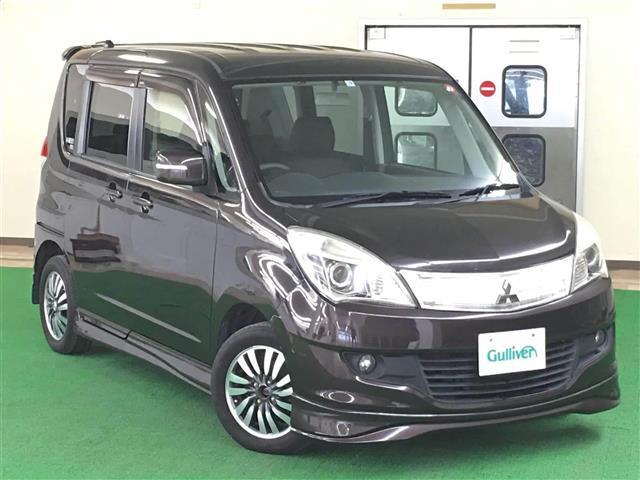 「三菱」「デリカD:2」「ミニバン・ワンボックス」「北海道」の中古車