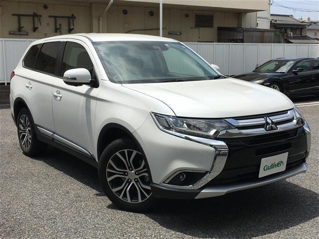 「三菱」「アウトランダー」「SUV・クロカン」「愛知県」の中古車