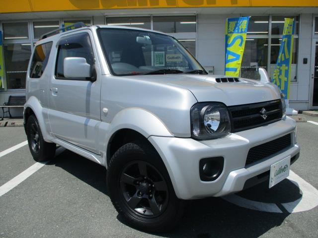「スズキ」「ジムニーシエラ」「SUV・クロカン」「静岡県」の中古車