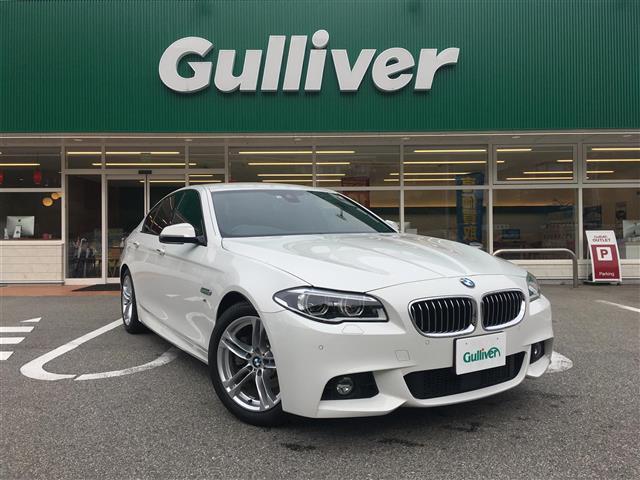 BMW 5シリーズ Mスポーツ