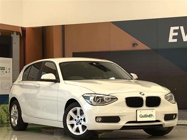 BMW 1シリーズ ファッショニスタ ワンオーナー 純正ナビ ETC