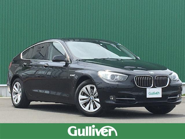 BMW 5シリーズ 5シリーズ グランツーリスモ サンルーフ 本革 純正ナビTV
