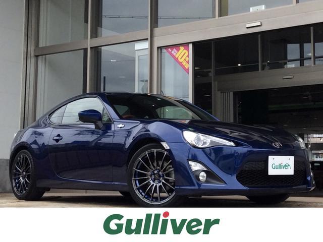 トヨタ GT TRD車高調 柿本マフラー ウェッズスポーツ18インチ