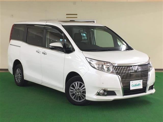 トヨタ Gi ナビTVサンルーフ軽減ブレーキ両側パワスラ