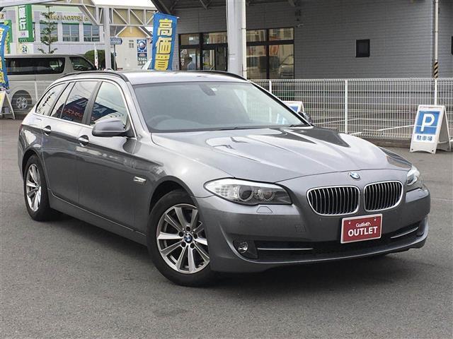 BMW 5シリーズ ツーリング ハイライン