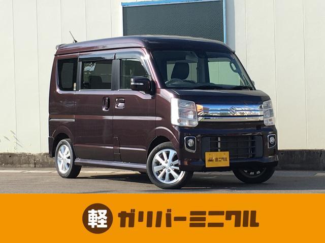 スズキ PZターボ スペシャル ハイルーフ/ワンオーナー 純正ナビ