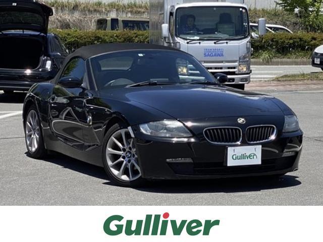 BMW ロードスター 2.5i HDDナビ 本革シート ETC