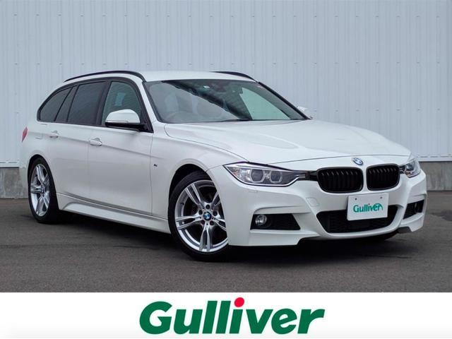 BMW 3シリーズツーリングMスポーツHDDナビ/ETC/電動シート