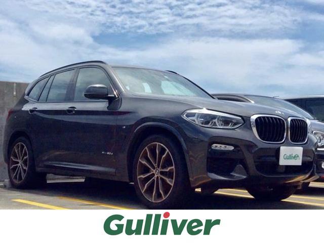 BMW X3 xDrive20d Mスポーツ ツインススポークアルミ