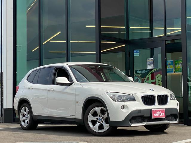BMW sDrive 18i 純正HDDナビ 純正CD/DVD再生 純正アルミホイール キーレス HIDヘッドライト 電動ミラープッシュスタート スペアキー オートAC
