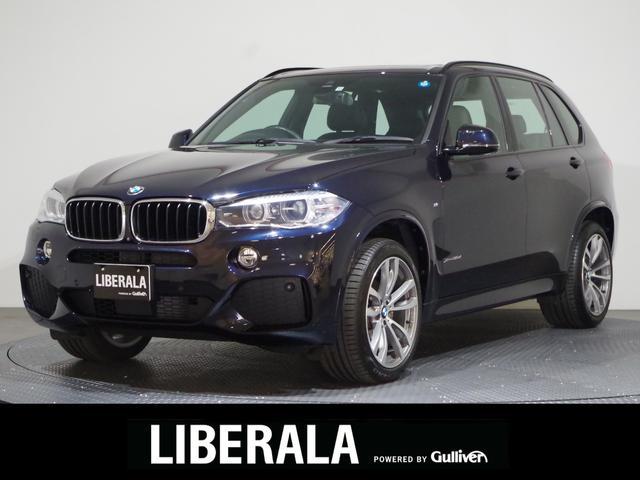 BMW X5 xDrive 35d Mスポーツ 1オーナー/黒革/パノラマサンルーフ/360°カメラ/インテリジェントS/禁煙車/純正ナビ&地デジ/電動リアゲート/パワーシート/シートヒーター/純正20インチAW/コーナーセンセー/ETC