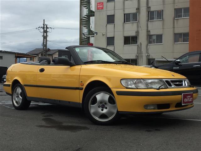 「サーブ」「9-3シリーズ」「オープンカー」「福井県」の中古車