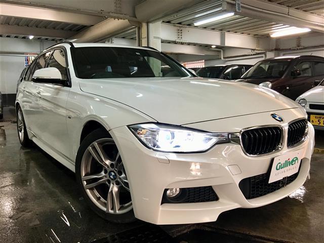 BMW 320iツーリング Mスポーツ 純正HDDナビ/バックカメラ/インテリセーフ/衝突被害軽減/レーンキープアシスト