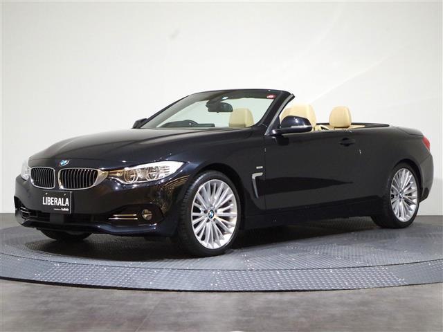 BMW 4シリーズ 4シリーズ カブリオレ ラグジュアリー