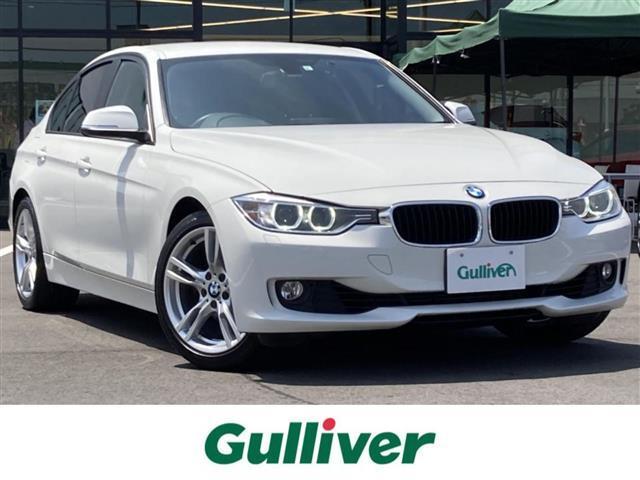 BMW 3シリーズ 320i 純正ナビ/バックカメラ/HIDヘッドライト/フォグライト/アイドリングストップ/ドライブレコーダー/純正18AW/電格ウインカーミラー/横滑り防止機能/プッシュスタート/スマートキー