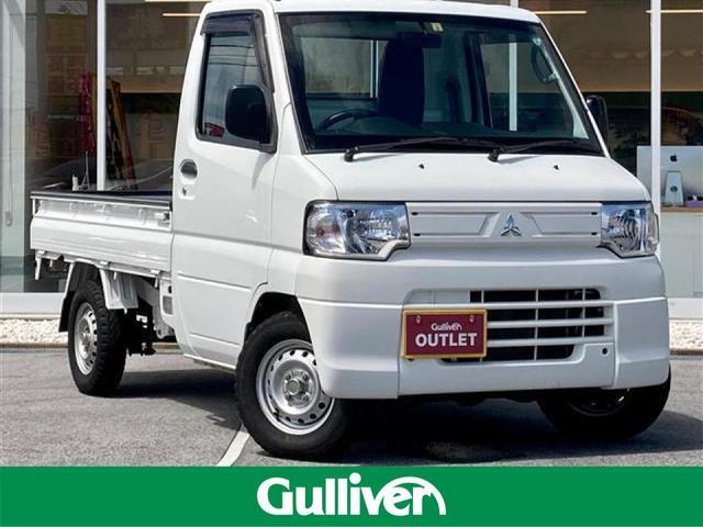 三菱 ミニキャブトラック みのり エアコン パワステ 4WD 5MT