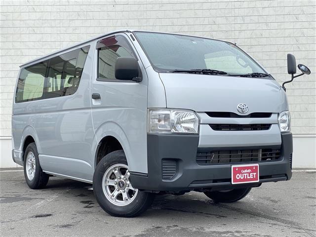 トヨタ DX 4WD/純正オーディオ/AM/FM/AUX/ETC/ヘッドライトレベライザ/寒冷地仕様車/リアヒーター/冬タイヤ積込有