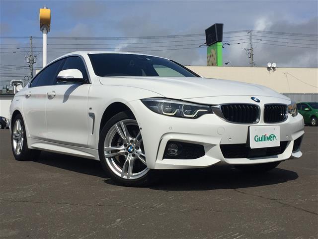 BMW 4シリーズ xDrive グランクーペ Mスポーツ