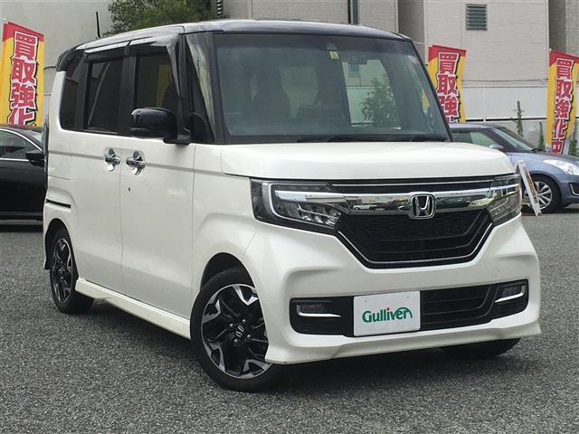 ホンダ カスタム G EX ターボ ホンダセンシング