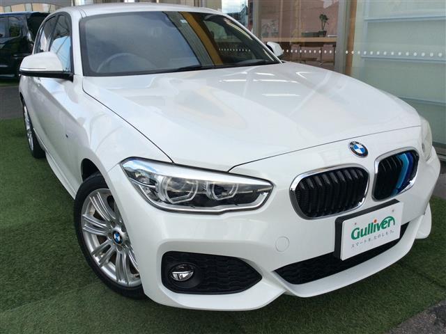 BMW 1シリーズ 118d Mスポーツ 車検3年12月まで ディーゼルターボ  純正HDDナビ バックカメラ  ETC
