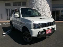 ジムニーランドベンチャー 4WD ワンオーナー/リモコンキー/外メモリナビ/フルセグ/CD/DVD/Bluetoot/ETC/4WD/革巻ハンドル