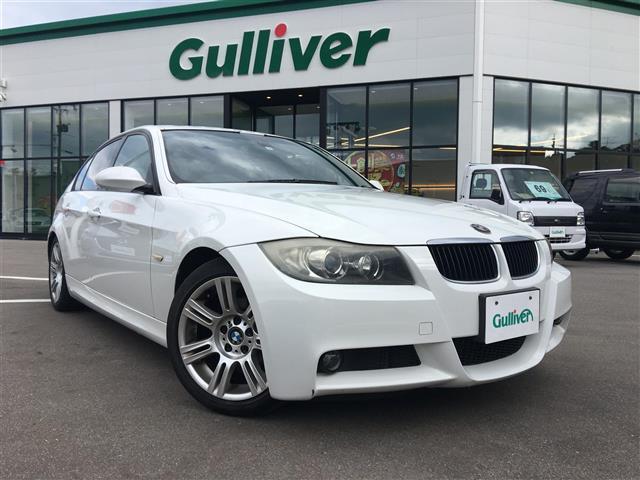 BMW  3シリーズ Mスポーツ/サンルーフ/純正オーディオ/Pシート