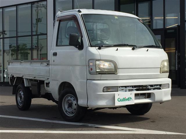ダイハツ スペシャル 4WD/5MT