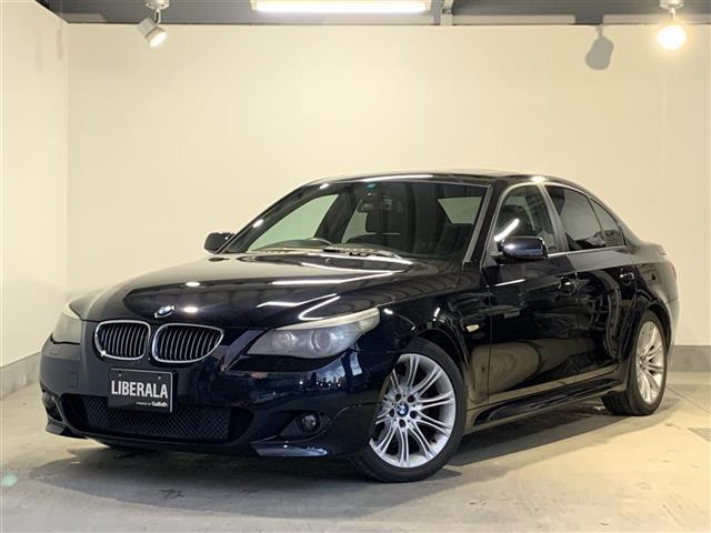 BMW 5シリーズ 525i Mスポーツ サンルーフ  コンビ革シート