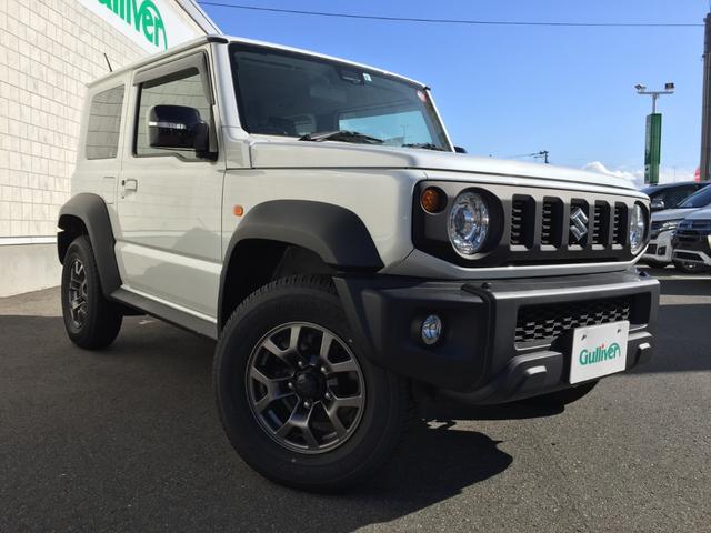 スズキ ジムニーシエラ JC 4WD ワンオーナー パワースライドドア 社外オーディオ シートヒーター ミラーヒーター 電動格納ミラー ライトレベライザー フォグランプ フロアマット ドアバイザー 保証書取説あり スペアキーあり
