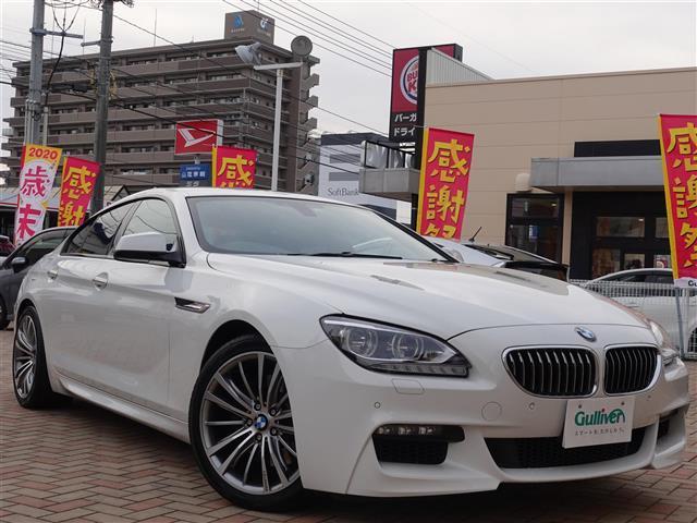 BMW 6シリーズ 6シリーズ グランクーペ Mスポーツ