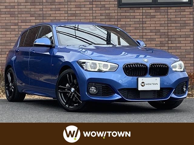 BMW 118i Mスポーツ エディションシャドー MスポーツエディションシャドーアップグレードPKG 革シート 純正ナビ バックカメラ ACC シートヒーター パワーシート Mスポーツサス LEDヘッドライト スマートキー