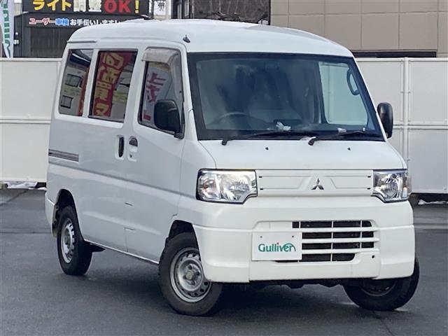 三菱 CD バン660CD ハイルーフ 4WD MT