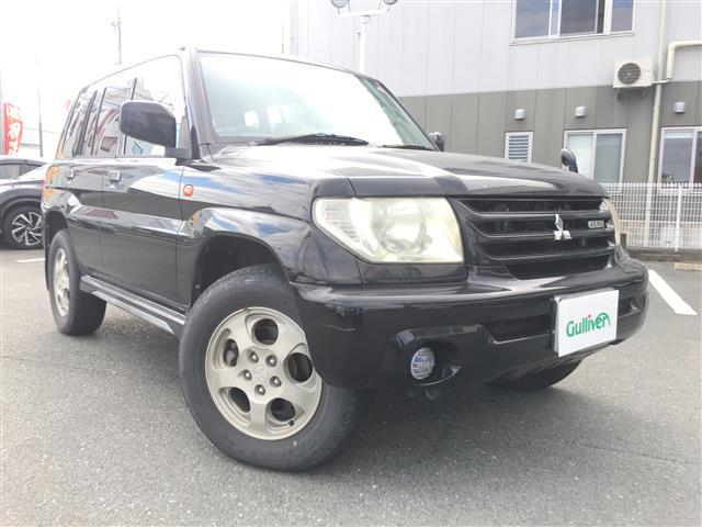 「三菱」「パジェロイオ」「SUV・クロカン」「静岡県」の中古車