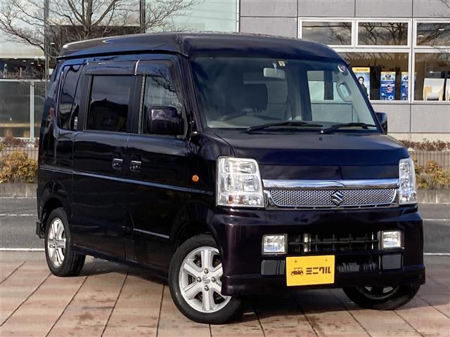 スズキ PZターボスペシャル 4WD 社外ナビ 純正AW 両側パワースライドドア