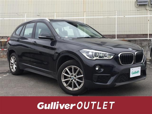 BMW  xDrive 18d/衝突軽減/純正ナビ/Cセンサー/ETC