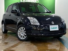 スイフト1.3XG 4WD 純正オーディオ CD/AM/FM 5MT 寒冷地仕様 ワイパーデアイサー ミラーヒーター シートヒーター 電動格納ミラー ヘッドライトレベライザー スマートキー 社外AW夏タイヤ積込