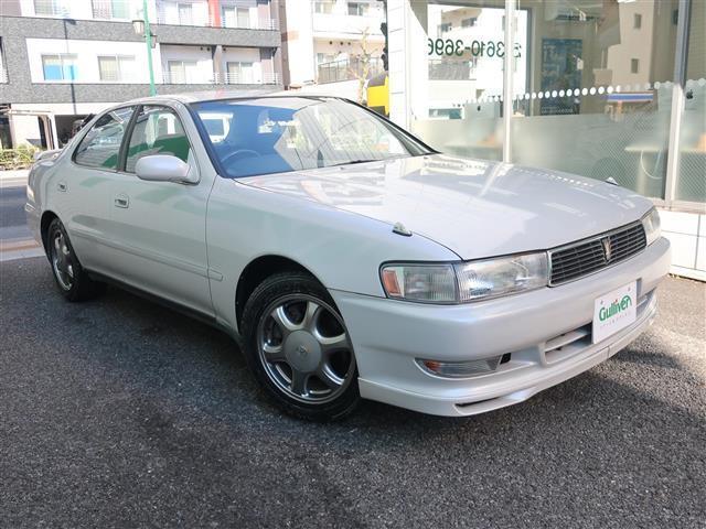 トヨタ クレスタ ツアラーV 90系最終モデル 純正エアロ 保証3ヶ月付き