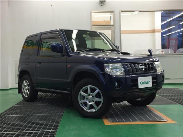 日産 RX 4WD 純正ナビ