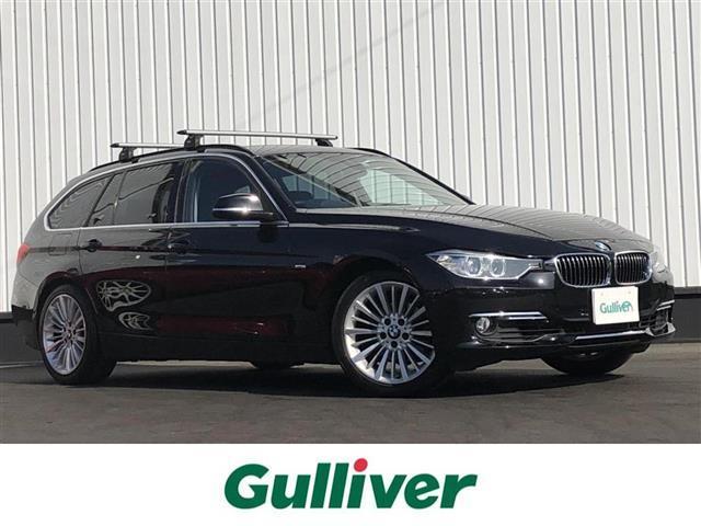 BMW 320i /インテリジェントセーフティ/純正HDDナビ/バックカメラ/ルームミラー内蔵型ETC/黒革シート/パワーシート/シートヒーター/クルコン/クリアランスソナー/パワーバックドア/プッシュスタート/取扱説