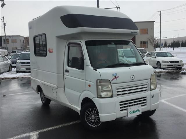 「マツダ」「スクラムトラック」「トラック」「北海道」の中古車