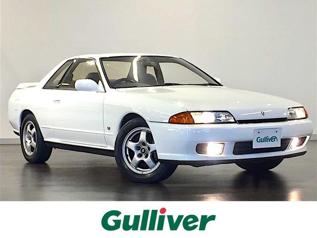 日産 スカイライン GTS-tタイプM /ノーマル車/5速マニュアル/純正オーディオ/オートエアコン/フォグランプ/純正16インチAW