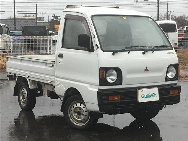 三菱 TD 4WD 保証書