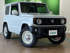 ジムニーXC 4WD 5MT 寒冷地仕様 ターボ ワンオーナー 純正ナビ CD/DVD/Bluetooth/フルセグ  社外マフラー DEAN16インチAW A/Tタイヤ JAOSマッドフラップマッドフラップ